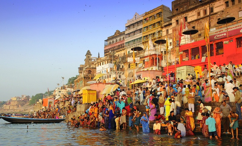 Historical Past of Varanasi City