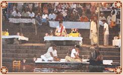 Festival on Ganges River, Varanasi