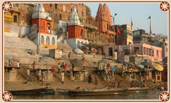 Ghats of River Ganges, Varanasi