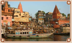 Ghats of Ganges, Varanasi