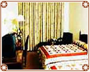 Guest Room at Hotel Hindusthan International, Varanasi