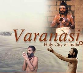 Varanasi Hindu Holy city